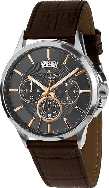 Часы jacques lemans dublin 1-1754k